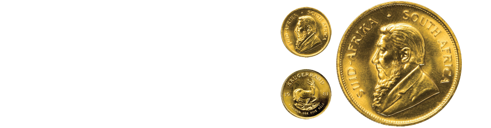 NEW ULTRA-POPULAR GOLD COIN: KRUGERRAND
